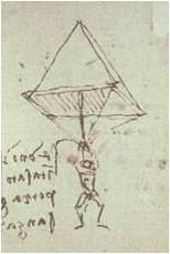 Parasut Da Vinci